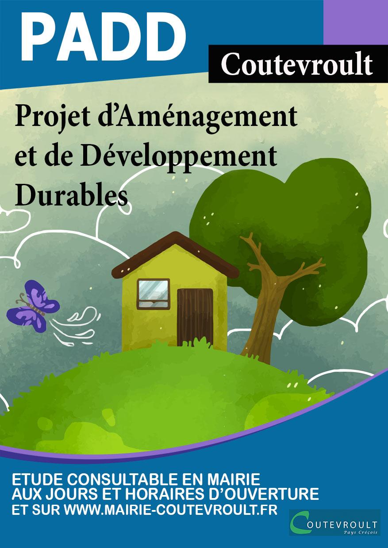 Projet d'Aménagement et de Développement Durables – PADD