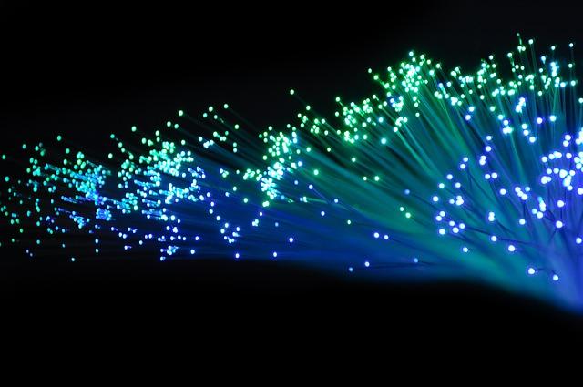 La fibre optique est arrivée !