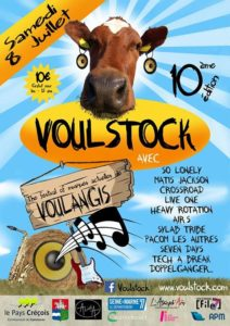 affiche Voulstock