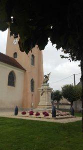 monument aux Morts Coutevroult