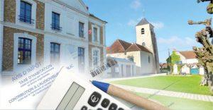 Reconduction des mêmes taux d'imposition communaux en 2018