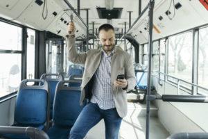 Nouveau confort dans vos déplacements en bus à compter du 7 janvier !